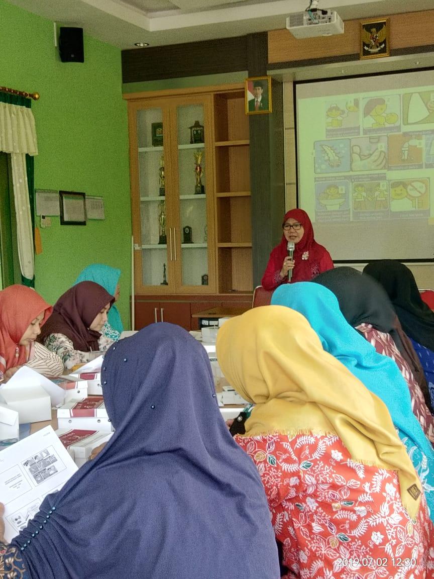 Gerakkan Pentingnya Sadar Yodium, FK-KMK UGM lakukan sosialisasi di Kecamatan Cangkringan, Yogyakarta