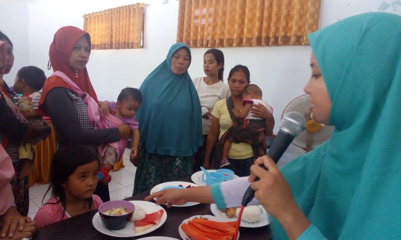 GERMAWAN (GERakan masyarakat MAkan Makanan berprotein heWANi) perlu dilakukan sebagai Upaya Penanganan Stunting Di Lombok